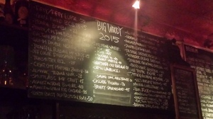 Spuyten Duyvil Beer List