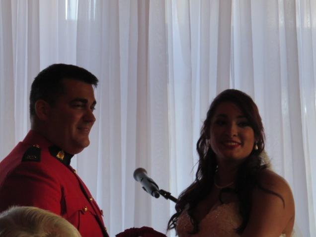 Such a beautiful wedding!